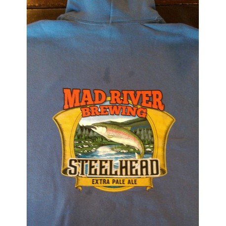 Men's Blue Slate Steelhead Sweatshirt