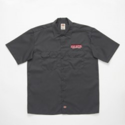 Men's MRB Gray Dickies Workshirt
